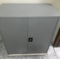 Used Godrej Steel Cupboard with 3 Shelf  in Dubai, UAE