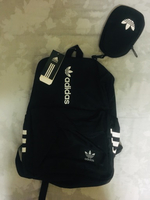 Used Adidas new background pack  in Dubai, UAE