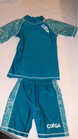 Used Girl's swimming suit size 8 in Dubai, UAE