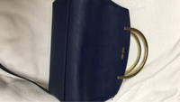 Used Nine west dark blue bag in Dubai, UAE