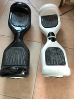 Used Two Hoverboards with chargers  in Dubai, UAE