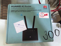 Used Huawei 4G router brand new  in Dubai, UAE