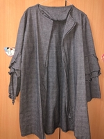 Used Grey coat in Dubai, UAE