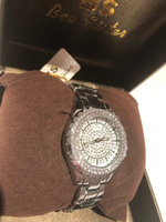 Silver BS watch new