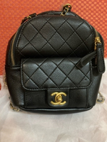 Mini chanel backpack new never used