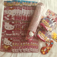 Used Party Gifts/ Items Hello Kitty Theme in Dubai, UAE