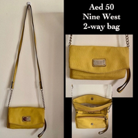 Used Nine West Sling/Hand bag  in Dubai, UAE