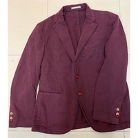 Used Men's Cord Blazer Red!! in Dubai, UAE