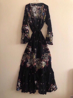 Used NEW Wrap-around Dress XL  in Dubai, UAE