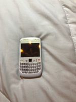 Used Working good condition blackberry curve in Dubai, UAE
