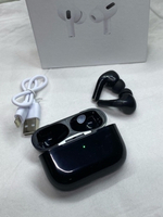 Used AirPod pro black for iPhone Android  in Dubai, UAE