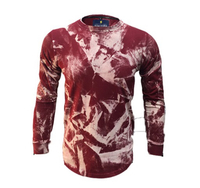 Used Shadded tshirt - Full sleeve (Red) in Dubai, UAE