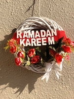 Used Ramadan decorative wreath in Dubai, UAE