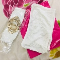 Used Braless bra size M + belt in Dubai, UAE