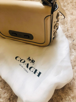 Used White bag from Coach brand in Dubai, UAE