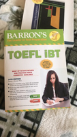 Used TOFEL IBT book new not used in Dubai, UAE