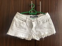 Used Woman's short (white) in Dubai, UAE
