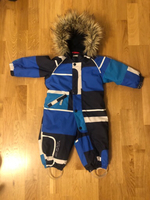 Used Reima Winter Overall for Kids - size 74 in Dubai, UAE