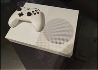 Used Xbox one s with 12 games (4K) 1TB in Dubai, UAE