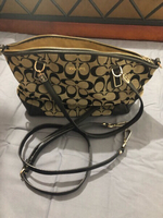 Used coach authentic small size bag in Dubai, UAE