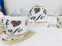 Used Cute Tea set with kettle and cup saucer  in Dubai, UAE