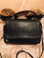 Used Handbag black  in Dubai, UAE