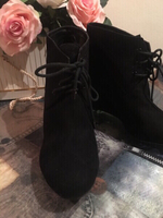 Used suede boots, Size 39 in Dubai, UAE