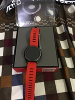 Used Amazfit pace smart watch red band in Dubai, UAE