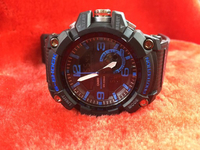 Used Gshock super class A (blue) in Dubai, UAE