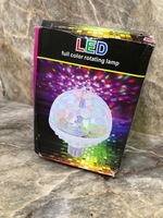 Used led full color rotating lamp in Dubai, UAE