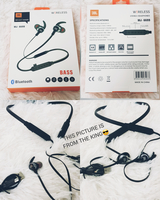 Used Bass earphones JBL new¤ in Dubai, UAE