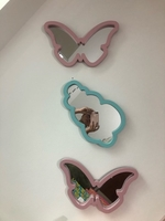 Used Set of Mirrors - Butterfly and Cloud  in Dubai, UAE