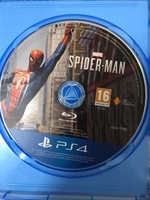 Used PS4 Spiderman (no box) in Dubai, UAE