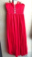 Used Red party dress in Dubai, UAE
