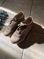 Used Parfois, beige sneakers  in Dubai, UAE