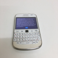 Used Blackberry bold 9900 buttons issue  in Dubai, UAE
