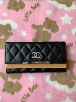 Used Chanel black Wallet  in Dubai, UAE