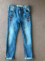 Used Jeans Primark for a girl 7-8 years old  in Dubai, UAE