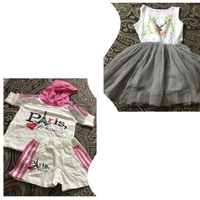 Used Girl dress buy1 get1 in Dubai, UAE