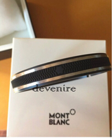 Used Authentic mont blanc men's bracelet in Dubai, UAE