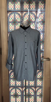 Light Gray Polo One90one/L