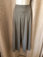 Used Puma wide leg sport pants size L in Dubai, UAE