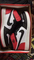 Used Nike jordan shoe for men  size 43 in Dubai, UAE