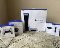 Used Brand new PlayStation5 with complete box in Dubai, UAE