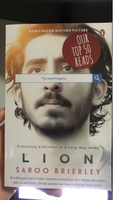 "Used ""Lion by Saroo Brierley"" +1 FREE Book in Dubai, UAE"