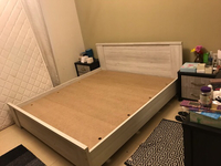 Used Complete Bed Set from HomeBox  in Dubai, UAE