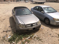 Used Mercedes Benz CLK 280 Kia Cerato (2006) in Dubai, UAE