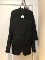 Used 2 Sets of 2 Piece Suits Tailor Made - S in Dubai, UAE