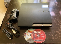Used Ps3 slim in Dubai, UAE