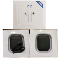 Used ◾️Black Airpods I12 TWS in Dubai, UAE